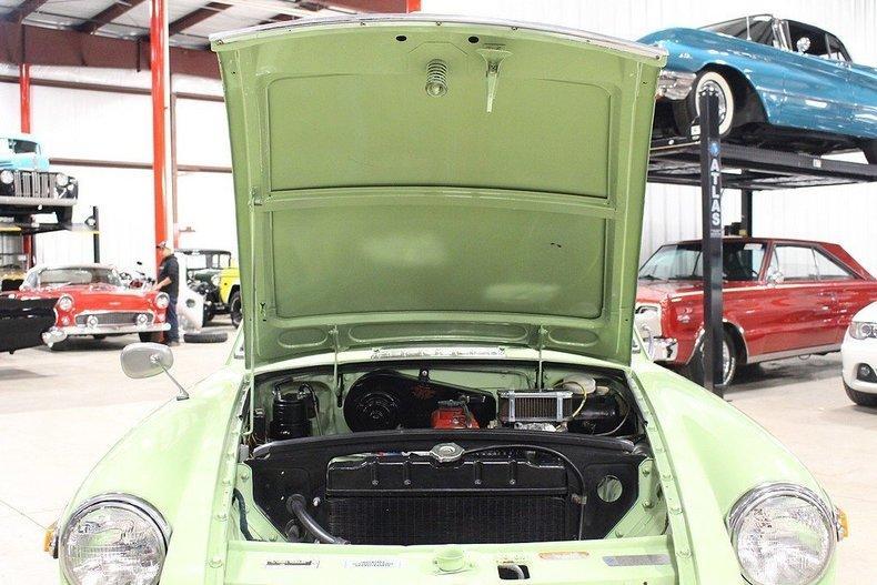 1970 MG MGB GT #49
