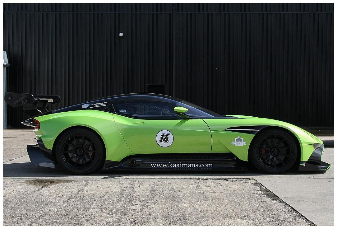 Aston Martin Vulcan (Vat Qualifying) #21