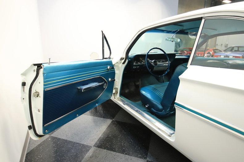 1961 Chevrolet Bel Air Bubble Top #33