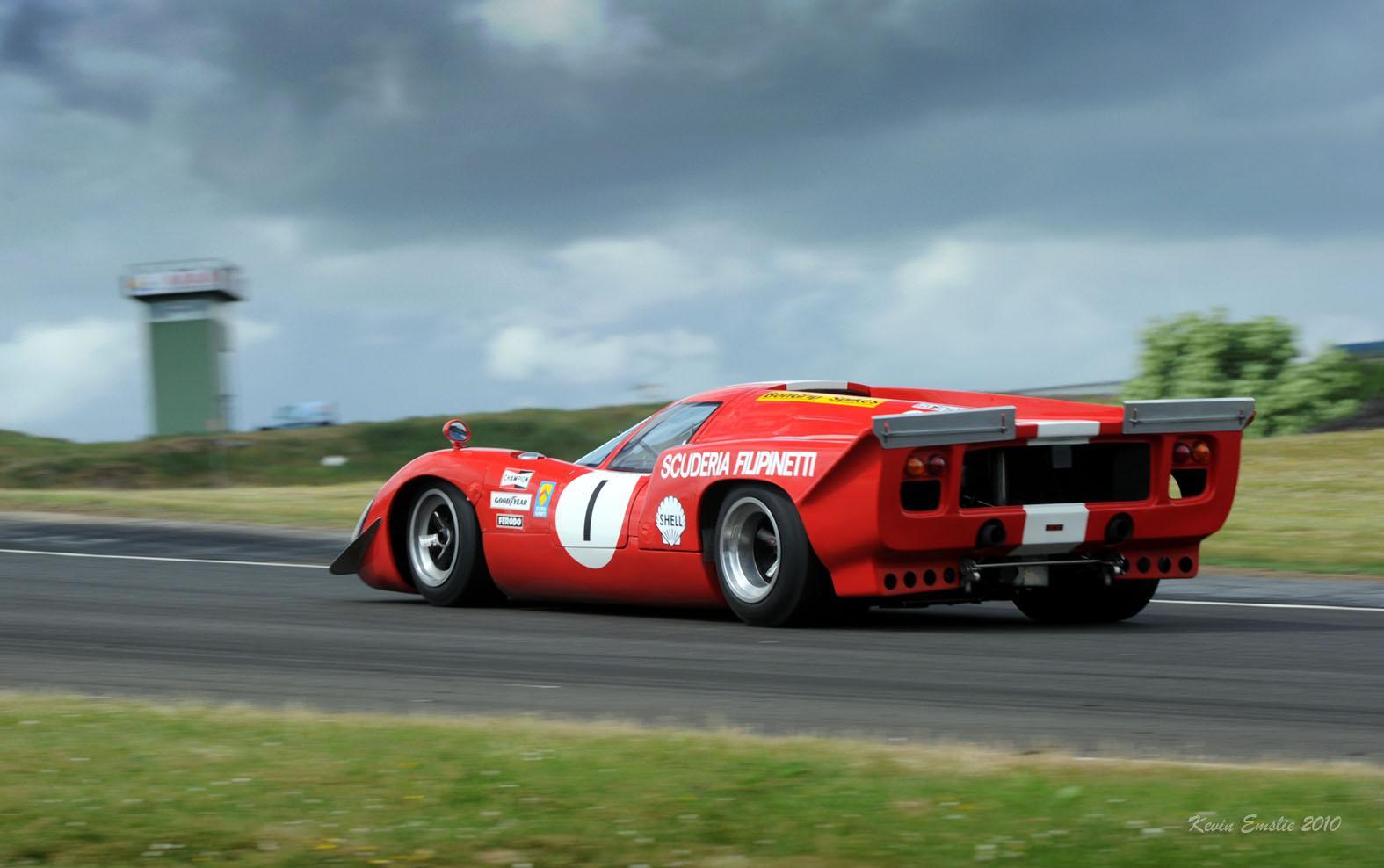 Lola T70 Mk3B Continuation #6