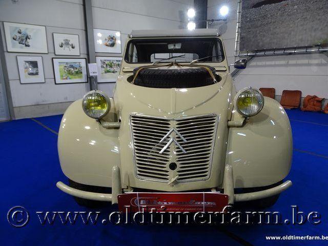 Citroën 2CV 4x4 Sahara '62 #1