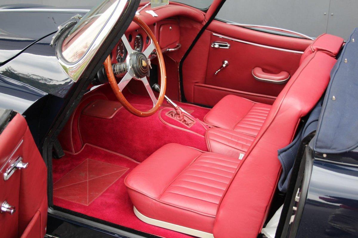 Jaguar XK 150 3,4 S #3