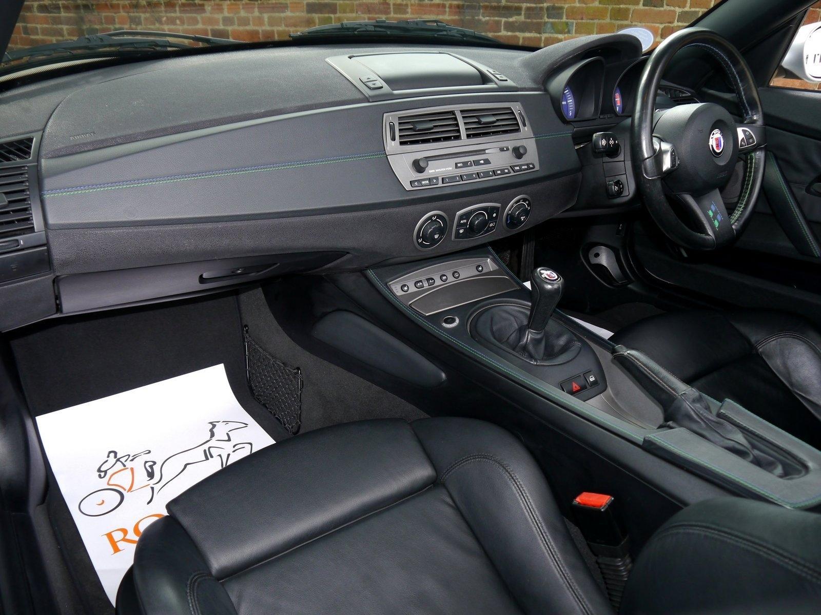 BMWALPINA ROADSTER 3.4 S LUX - RARE VEHICLE - BMW FSH #8