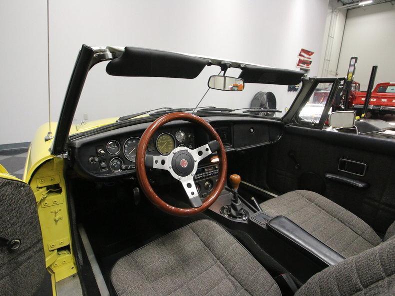 1977 MG MGB #52
