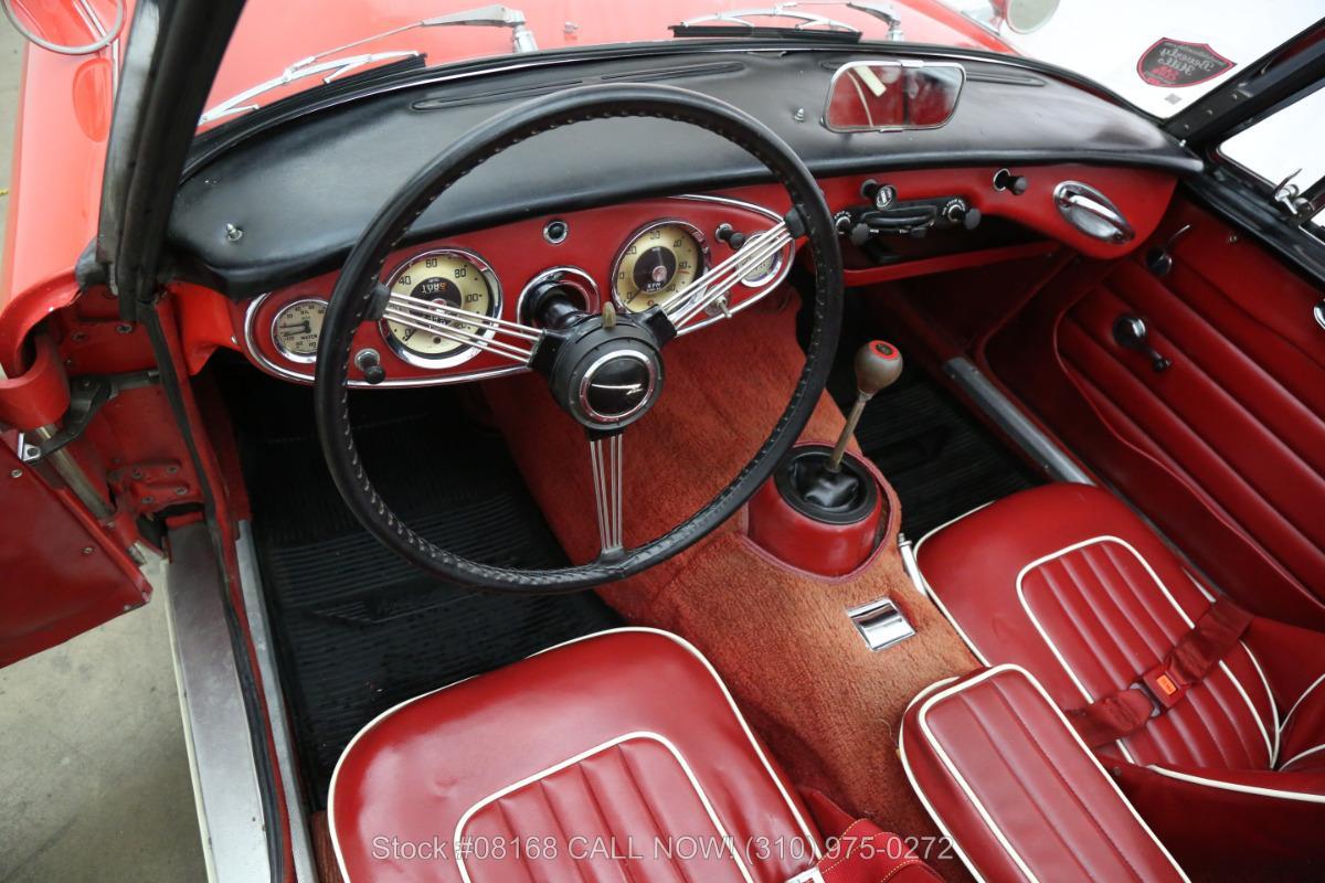 1963 Austin-Healey 3000 BJ7 #43