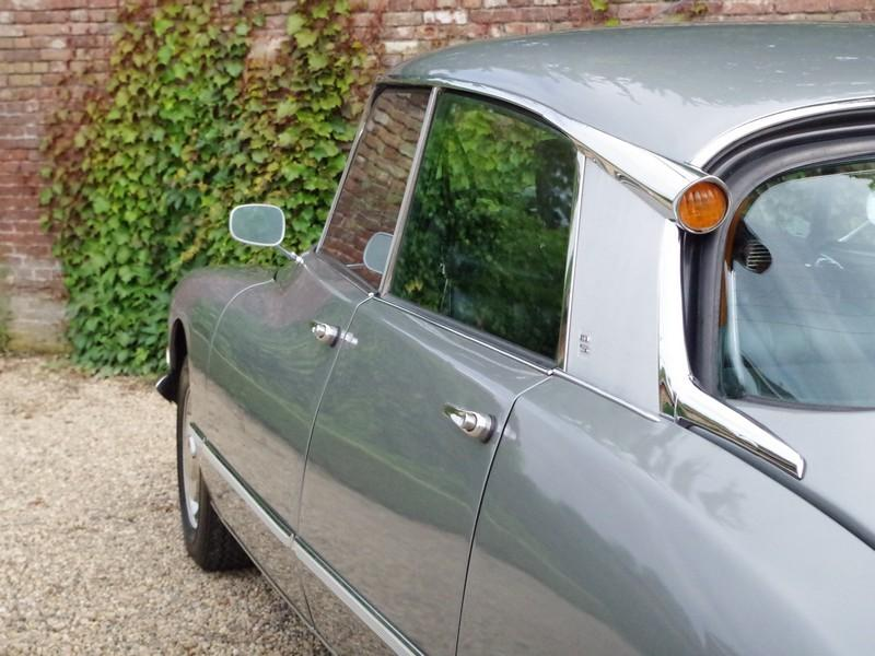 CITROËN DS21 PALLAS INJECTION WITH SUNROOF AND MANUAL GEARBOX! . (1970) #12