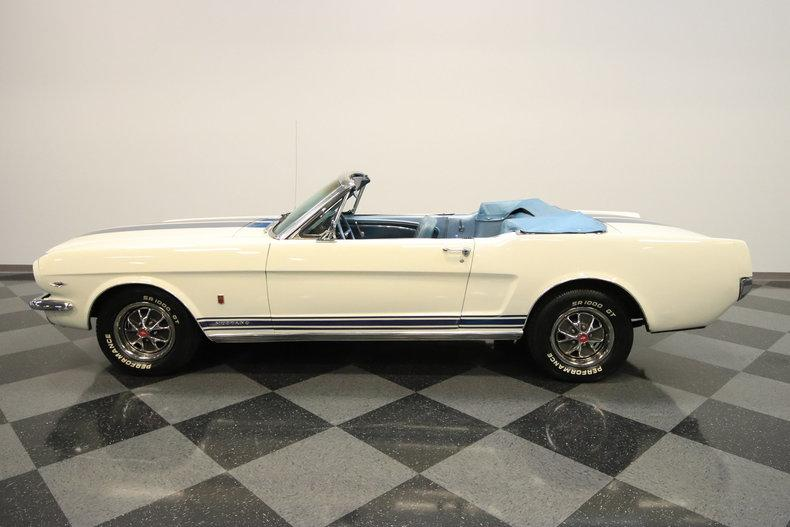 1965 Ford Mustang GT Tribute #1