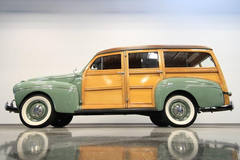1941 Ford Woody Wagon #9