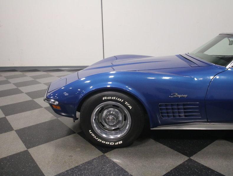 1970 Chevrolet Corvette #17