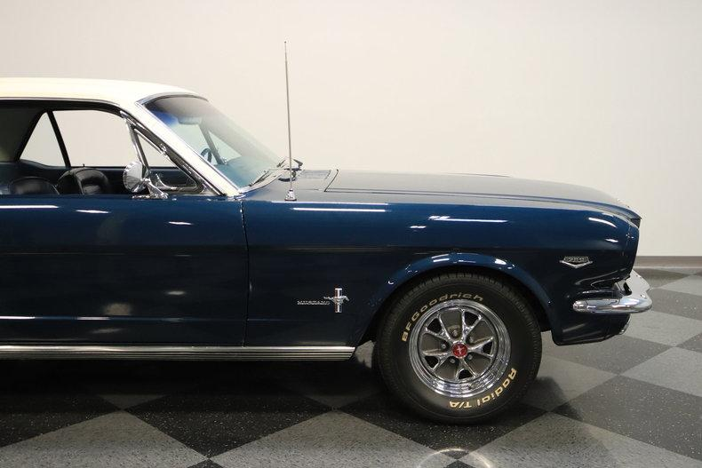 1965 Ford Mustang K-Code #23