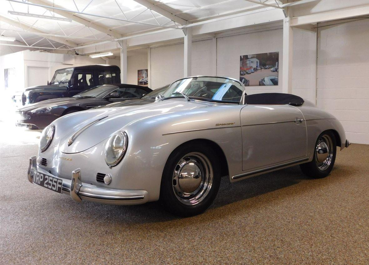 Porsche 356 Speedster 1968 #1