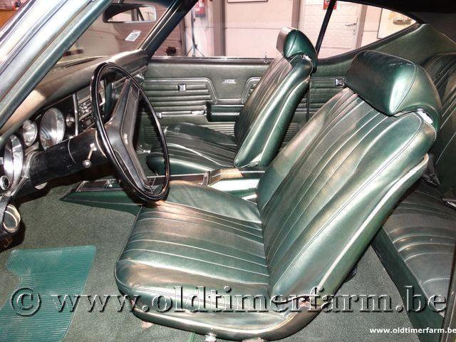 Chevrolet Chevelle Malibu SS396 '69 #53