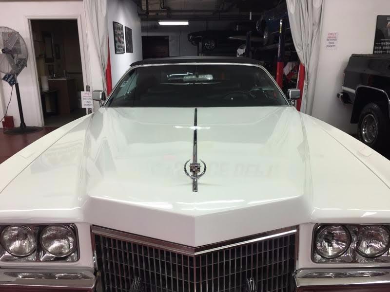 1971 Cadillac El Dorado Classic Caddy Convertible Stock # 18571JSCVO for sale near Mundelein, IL | IL Cadillac Dealer #21