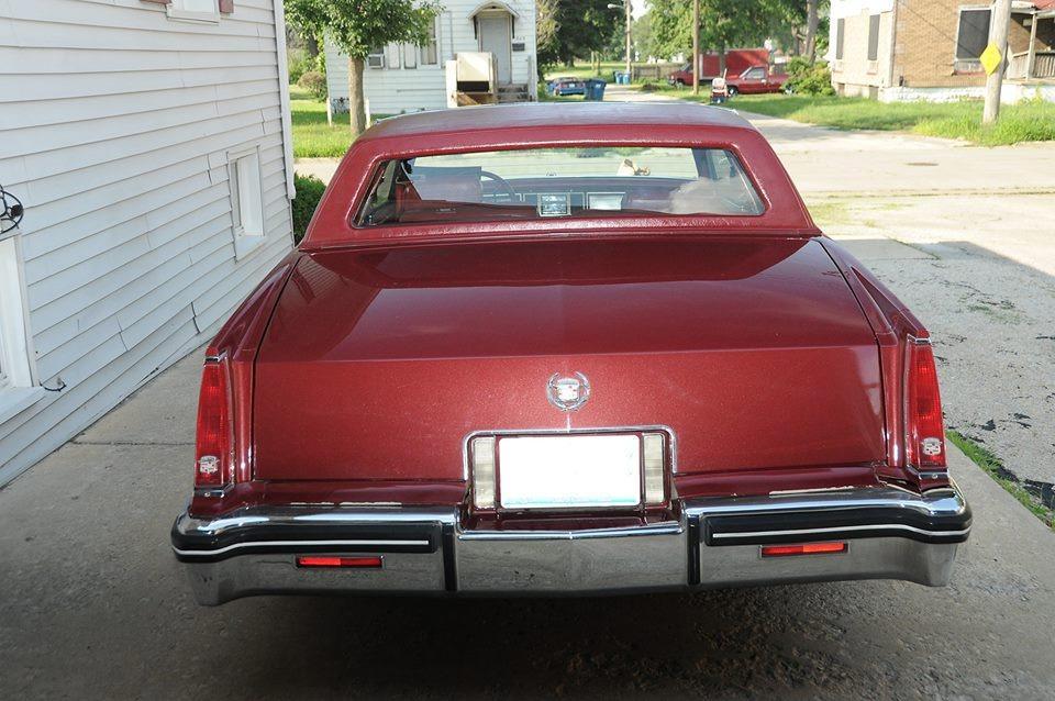 1984 Cadillac El Dorado -BIARRITZ EDITION- 48,500 ORIGINAL MILES- Stock # 841CV for sale near Mundelein, IL | IL Cadillac Dealer #3