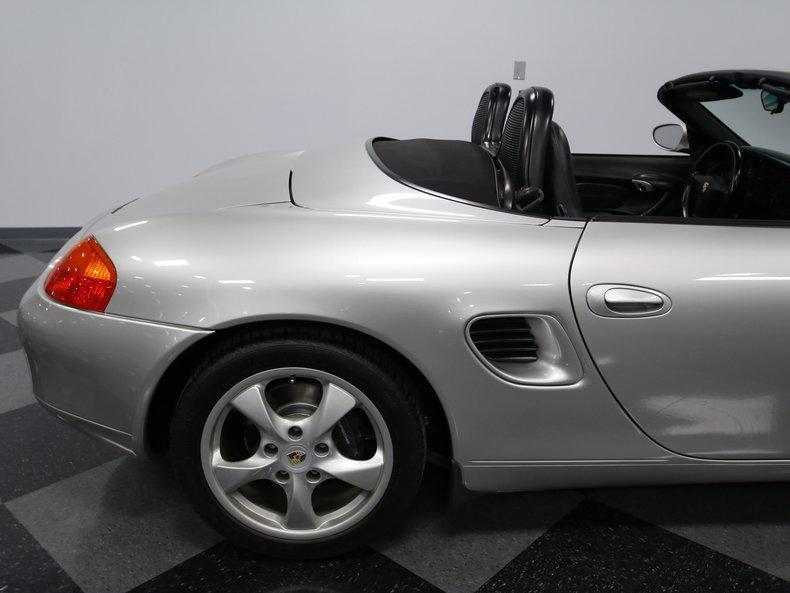 2002 Porsche Boxster #34