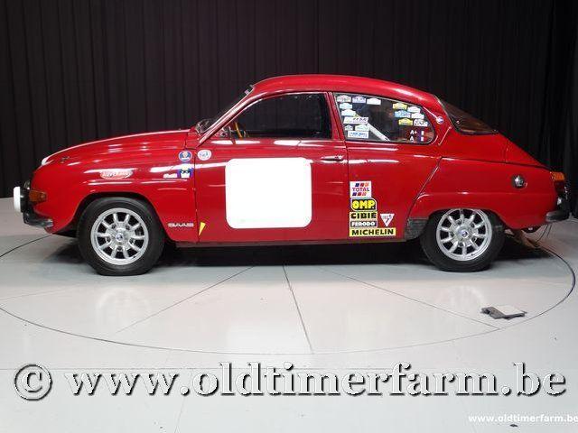 Saab 96 Monte Carlo Look '73 #54