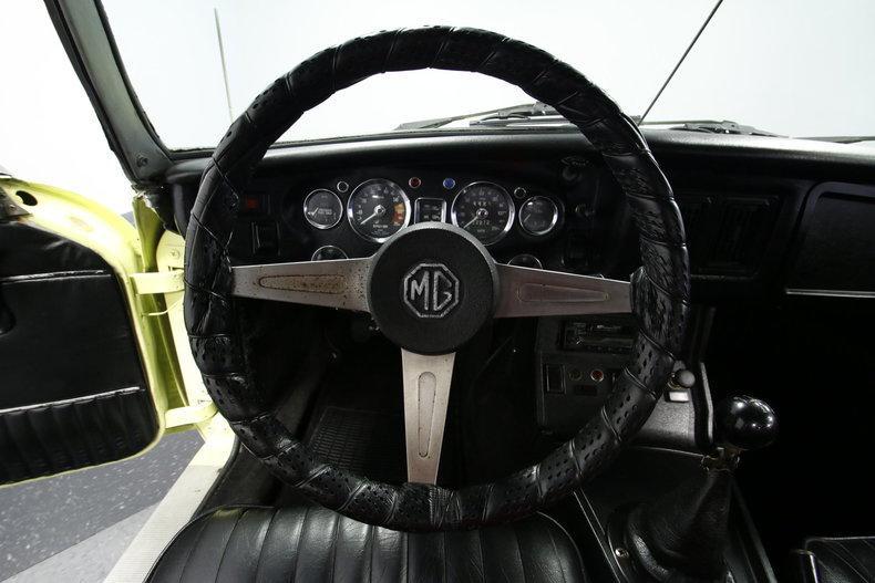 1976 MG MGB #36