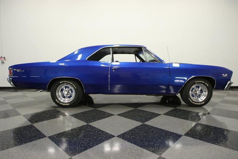 1967 Chevrolet Chevelle SS 396 Clone #22