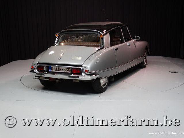 Citroën DS23 Injection Pallas Découvrable '73 #30