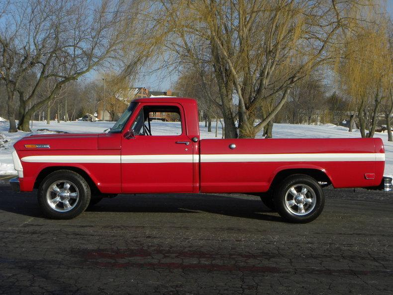 1969 Ford F100 Deluxe Styleside Pickup #20