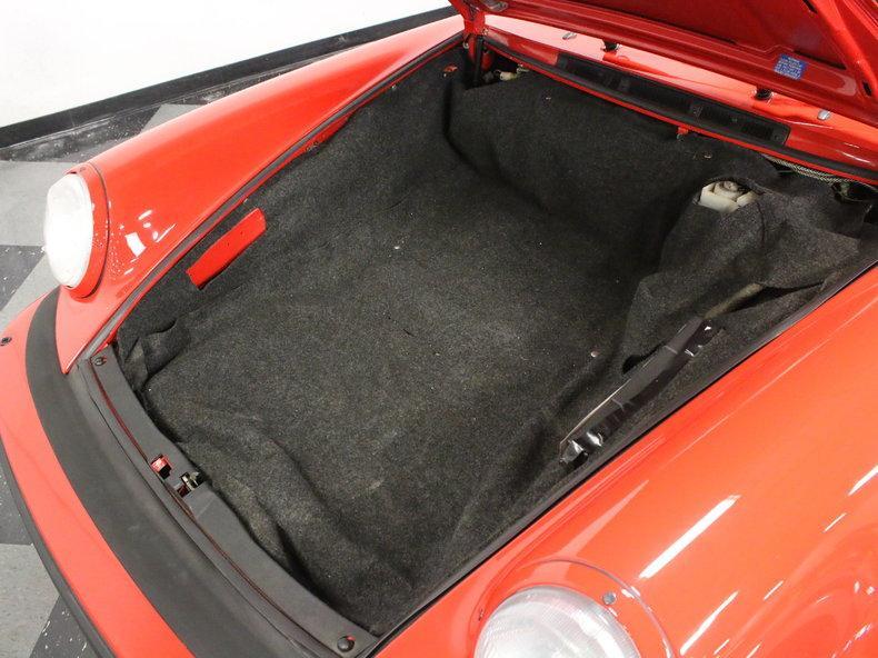 1988 Porsche 911 Turbo Cabriolet #35