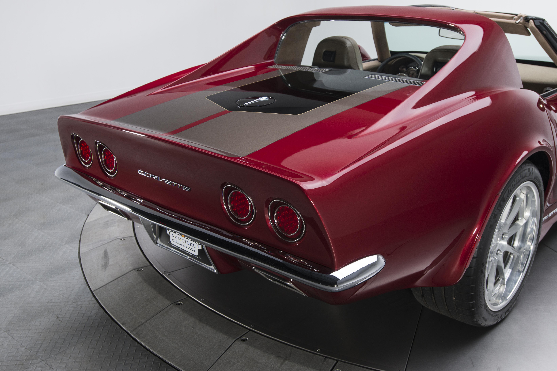1972 Chevrolet Corvette1972 Chevrolet Corvette #20