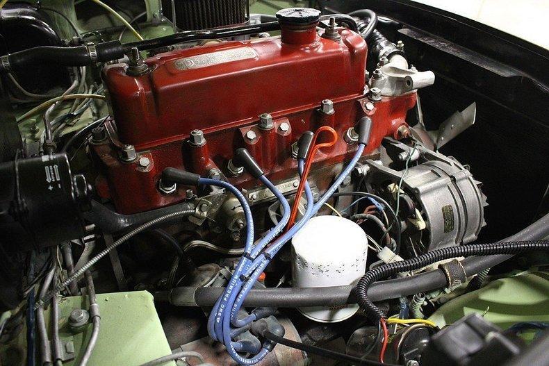 1970 MG MGB GT #52