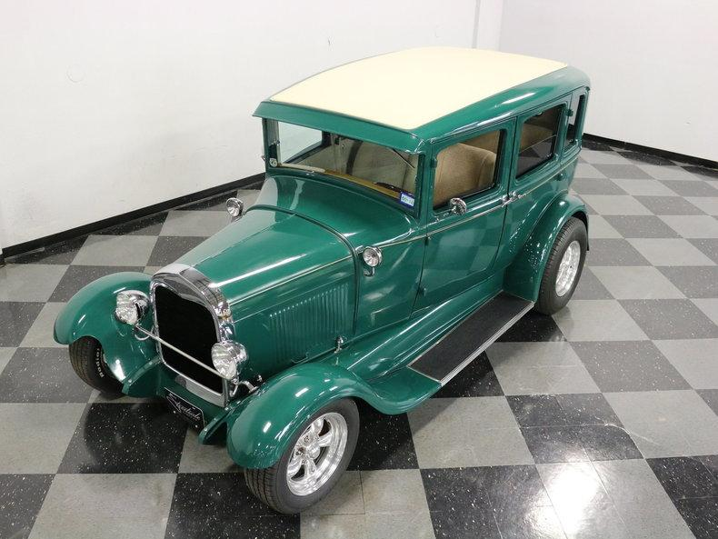 1929 Ford Model A #6