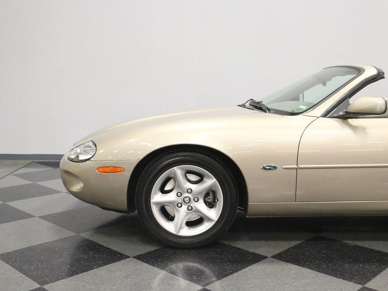 2000 Jaguar XK8 #13