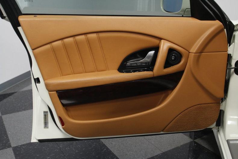 2007 Maserati Quattroporte Sport GT #34