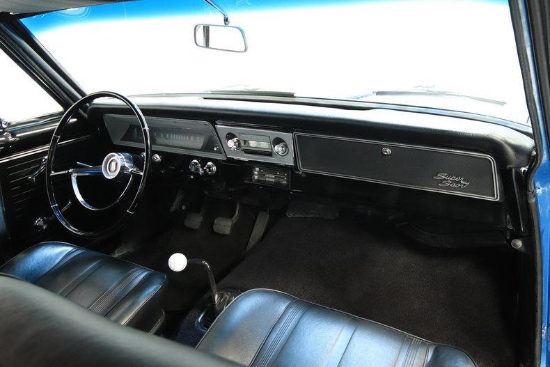 1966 Chevrolet Nova Chevy II #46