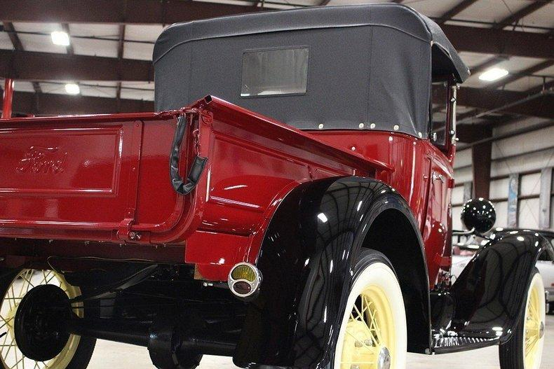 1931 Ford Model A #28