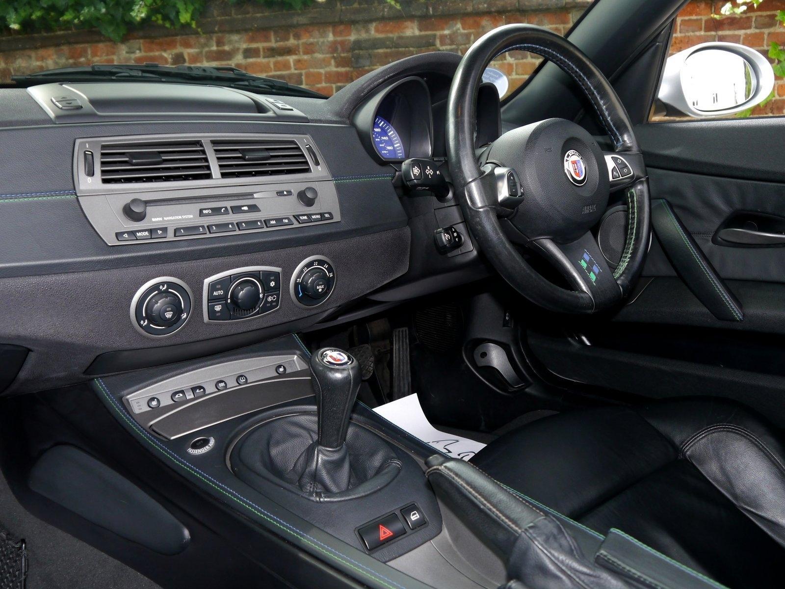 BMWALPINA ROADSTER 3.4 S LUX - RARE VEHICLE - BMW FSH #7