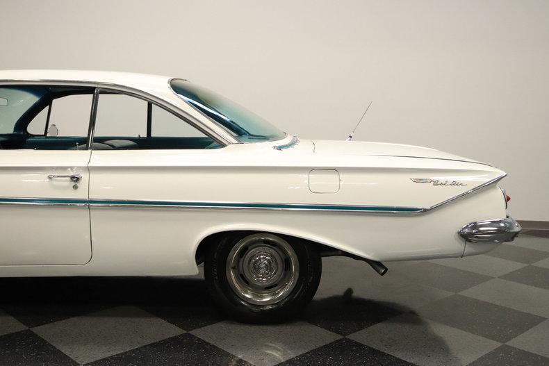 1961 Chevrolet Bel Air Bubble Top #11