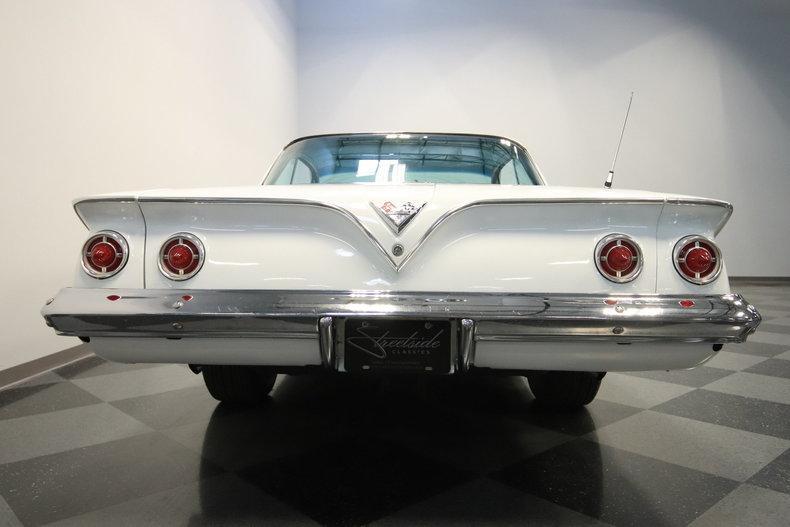 1961 Chevrolet Bel Air Bubble Top #14