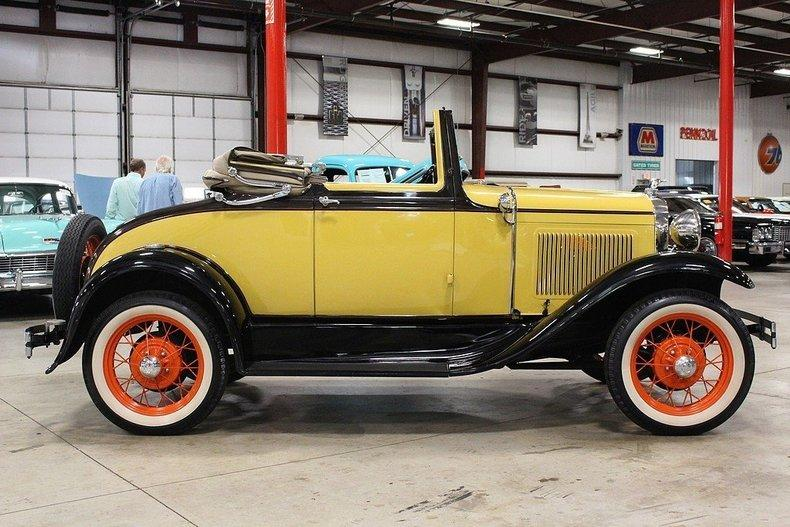 1931 Ford Model A #5