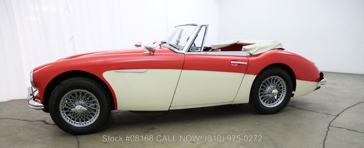 1963 Austin-Healey 3000 BJ7 #13