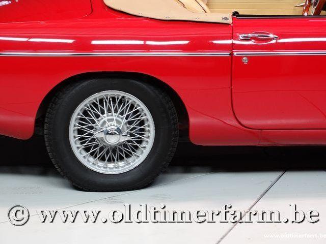 MG B Roadster Red '67 #101