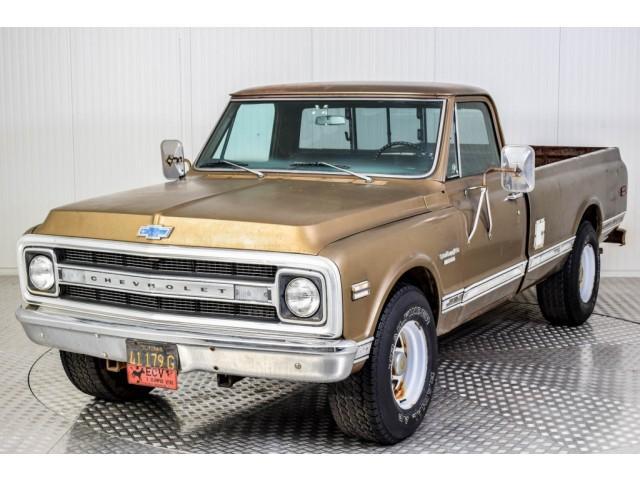 Chevrolet Pickup Custom Camper V8 #37