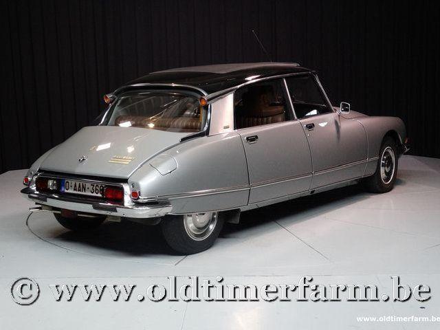 Citroën DS23 Injection Pallas Découvrable '73 #85