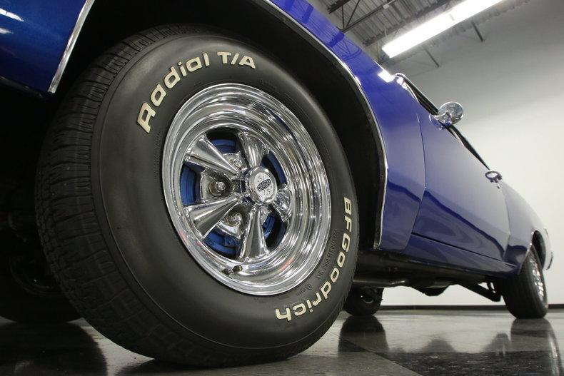 1967 Chevrolet Chevelle SS 396 Clone #8