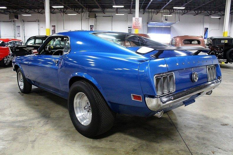 1970 Ford Mustang Fastback #2