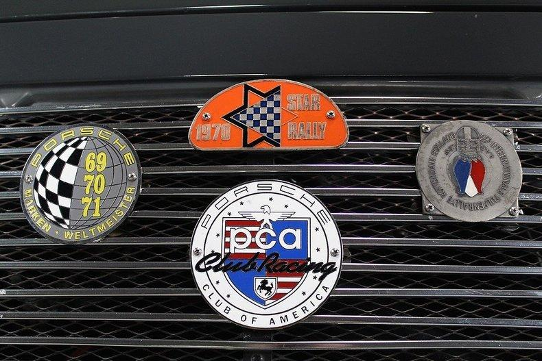 1969 Porsche 911 T #38