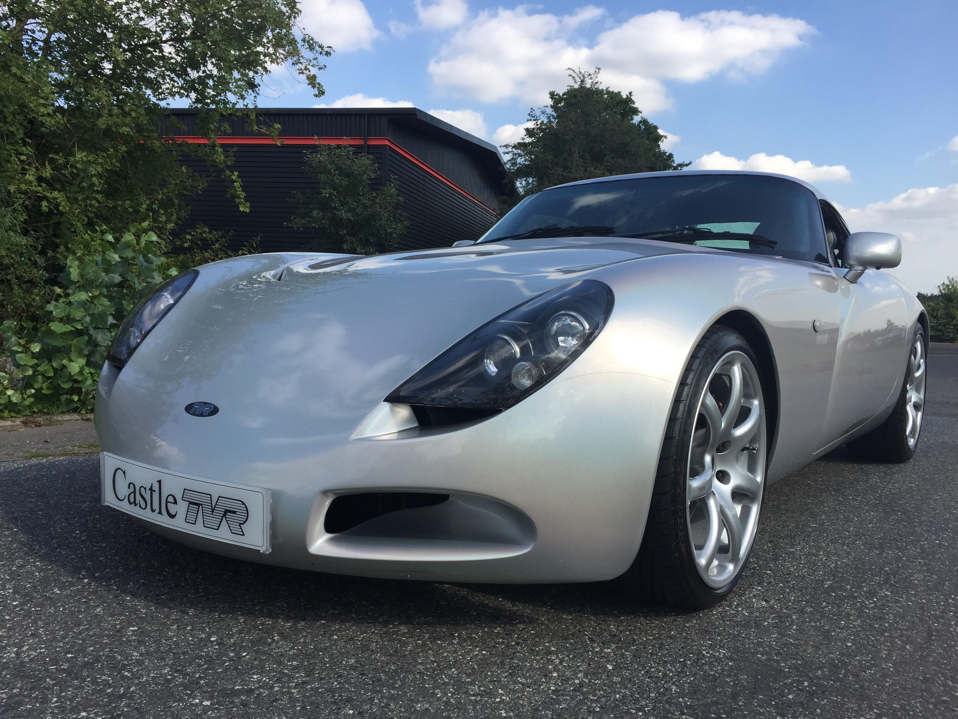 TVR T350c #1