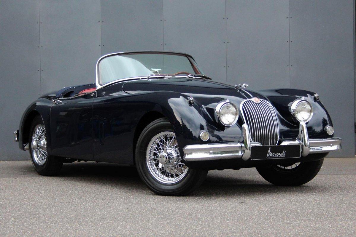 Jaguar XK 150 3,4 S #0