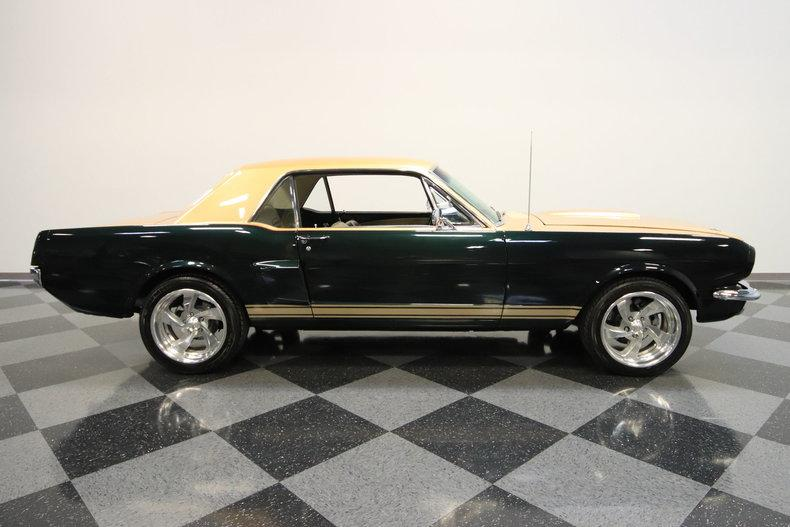 1965 Ford Mustang Restomod #20