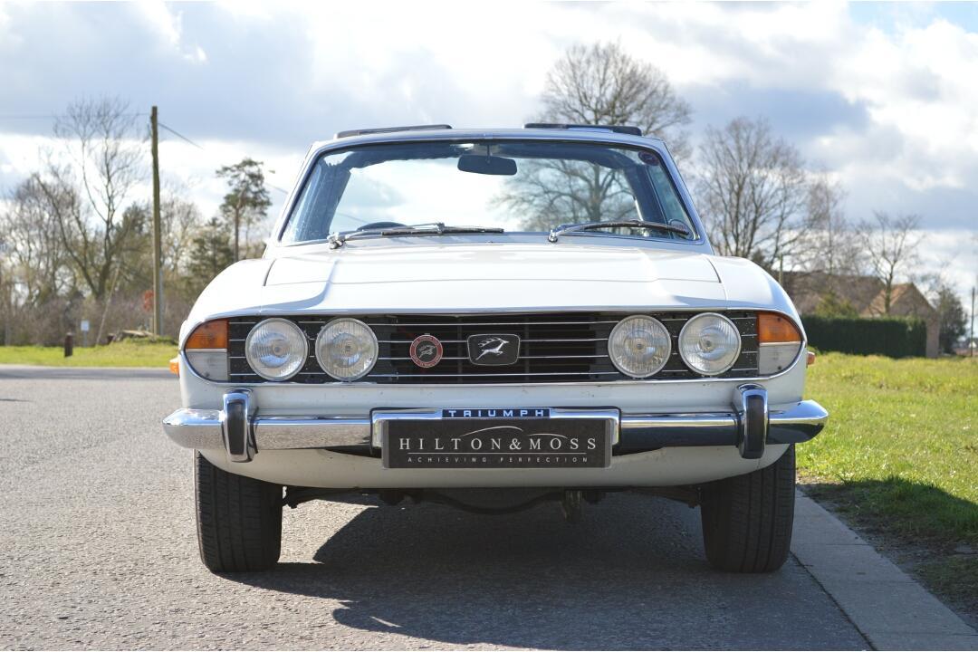 1971 Triumph Stag #1