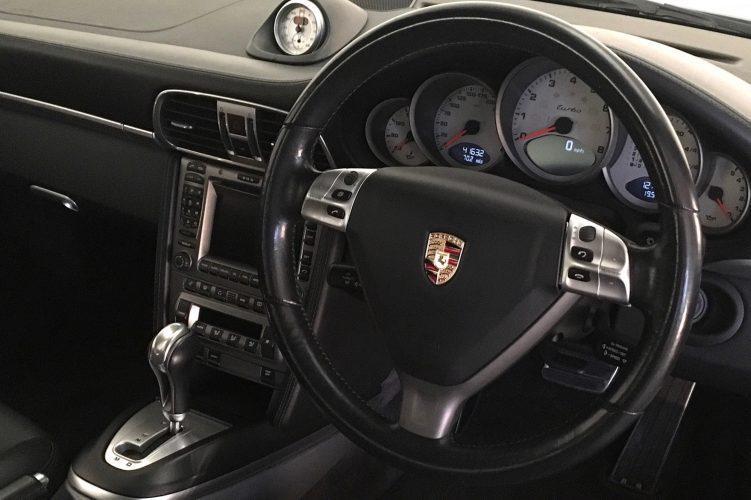 2006 Porsche 997 Turbo Tiptronic S #4