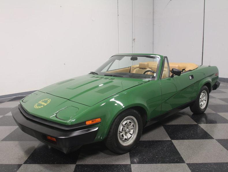 1980 Triumph TR7 #10