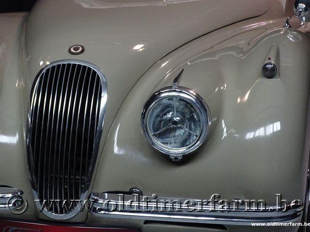 Jaguar XK120 Drop Head Coupé '53 #160